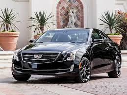2016 Cadillac ATS and CTS offer new Black Chrome Packages Kelley