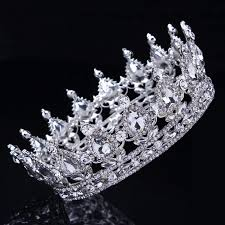 european designs vintage peacock crystal tiara wedding crown