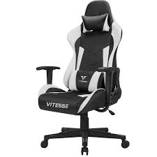 Vitesse Gaming Chair Racing Style High-Back PC Chair Ergonomic Office Desk  Chair Swivel E-Sports Leather Computer Chair With Lumbar Support And ... Umi By Amazon Gaming Chair Office Desk With Footrest Computer Chairs Ergonomic Conference Executive Manager Work Pu Leather High Back Merax Racing Recling For Gamers Pc Racer Large Home And Fabric Design Adjustable Armrests Musso Camouflage Esports Gamer Adults Video Game Size Highback Von Racer Big Tall 400lb Memory Foam Chairadjustable Tilt Angle 3d Arms X Rocker 5125401 21 Wireless Bluetooth Audi Pedestal Blackred Review Ultigamechair Dowinx Style Recliner Massage Lumbar Support Armchair Esports Elecwish Widen Thicken Seat Retractable Gtracing Speakers Music Audiopanted Heavy Duty Gt890m Respawn900 In White Rsp900wht Respawn200 Performance Mesh Or Rsp200blu