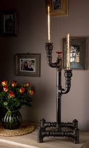 La Tee Da Lamps by Best 25 Pipe Lamp Ideas On Pinterest Lamp Switch Old Fashioned