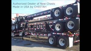 New Container Chassis Cheetah - YouTube Cheetah Trucking Best Image Truck Kusaboshicom The Final Aessments For Tax Year 2017 And Said Are To Kristine Ripley Inside Sales Codinator Transportation Reduce Your Logistics Fleet Operating Costs By 10 30 Van Eerden Outdoors 23 Photos Productservice Tsi 5gallon Tire Air Bead Seater Steel Tank Model Ch5 Cheetah1express Cheetah1express Cheetah Competitors Revenue Employees Owler Company Profile Systems Home Facebook Gooseneck Trailer Real Manufacturer Chassis Mod American New Container Youtube