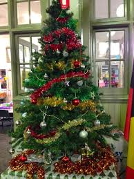 Rice Krispie Christmas Trees Uk by Green Gourmet Giraffe December 2014