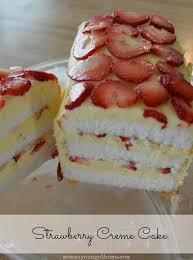easy no bake dessert recipes easy no bake dessert strawberry creme cake recipe easy