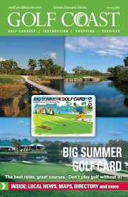 Golf Coast Magazine - Sarasota Spring 2019 By Golf Coast ... Tee Off Promo Codes Office Max Mobile Mooyah Coupon Yrsinc Discount Code Walgreens Poster Print Printglobe Golf Coast Magazine Sarasota Spring 2019 By Team Anaheim Ducks 3 Ball50 Combo Gift Pack Supreme Promo Codes How To Use Them Blog No Booking Fees On Times At 3000 Courses Worldwide Red Valentino Burger King Deals Canada Time 2 Day Shipping Amazon Prime Download 30 Shred