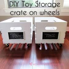 Make Your Own Toy Storage by Best 25 Toy Storage Solutions Ideas On Pinterest Kids Storage