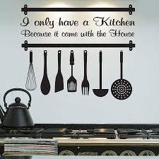 Decor Using Mugs Kitchen Wall Art