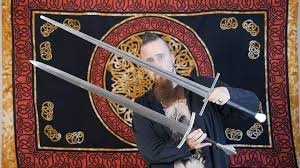 An Example Of A True Bastard Sword Hand And Half