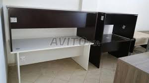 bureau en bois a vendre bureau en bois promo à vendre à dans matériels professionnels avito ma
