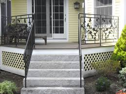 Front Porch Railing Artistic Iron Works