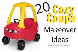 100 Fire Truck Cozy Coupe Crayon Freckles 20 Ways To Redo A