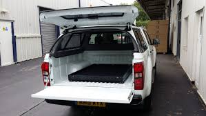 100 Truck Bed Slide Out PickUp Van Rear Sliding Cargo Tray Exterior Part