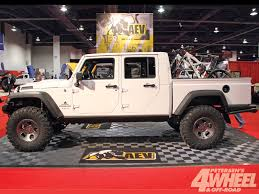 Cool Cool 4-door! March 2012 Drivelines Jeep Wrangler Double Cab ...
