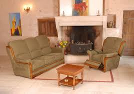 canape cuir rustique salons classiques stylisés cagnards meubles meyer