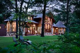 100 Mountain Home Architects Lakefront In Wisconsin Hendricks