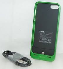 Mophie Juice Pack Helium Lime GREEN Rechargeable Battery Case