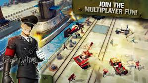 Blitz Brigade Multiplayer shooting action iPhone reviews at