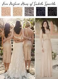 Essense Aessense Of Australia Metallic Bridesmaids Dress