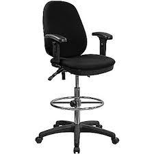 office stools adjustable work stools with wheels staples