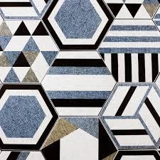 hexagon ceramic tile tile the home depot