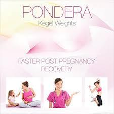 amazon com toti kegel balls exercise weights kit 8 piece set
