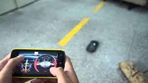 Super Cool WiFi Roadster RC Car iOS & Android Controlled