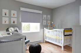 chambre bébé gris et la chambre de bébé garçon sous le thème des animaux colobar