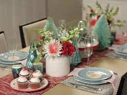 Christmas Table Centerpieces Beautiful Amazing Easy Decorating Ideas With White Candle