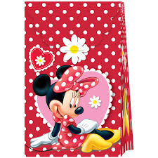 Disney Minnie Mouse Paper Bags