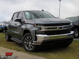 100 4 Door Pickup Trucks For Sale 2019 Chevy Silverado 1500 LT X Truck Ada OK KZ17622
