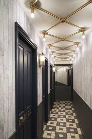 Hotel Hallway Lighting Ideas Our Cool Wc Corridor At Wildwood Brentwood
