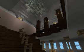How To Build A Chandelier In Minecraft Pe Musethecollective