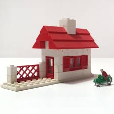 100 Small Lego House The Buildings Our Vintage Collection