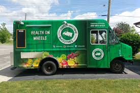 100 Green Food Truck Machine Smoothies Toronto S Toronto
