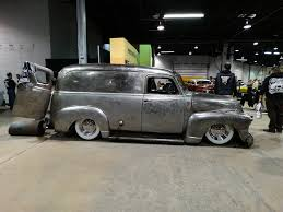 1947 Chevy Panel Truck With Some Massive Exausts By StreakValkyrie ... 1947 Chevrolet Fleetline The Finn Andrew Mccolgan Auto Restoration Vintage Classic Car Truck Ar 1953 Chevy 12 Ton Panel Truck Barn Find Patina Running And Driving Tci Eeering 471954 Suspension 4link Leaf Customer Gallery To 1955 Custom Red Hills Rods Choppers Inc Gmc Pickup Brothers Parts 1952 3100 Special Delivery Hot And Restomods Advance Design Wikipedia