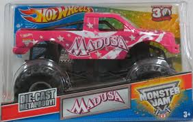 100 Madusa Monster Truck Toy Pin By Linda Loyd On Hot Wheels Hot Wheels Jam