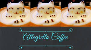 Allegretto Coffee In HK And Their 3D Latte Art Thesmoodiaries