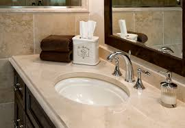 kohler devonshire in bathroom traditional with crema marfil