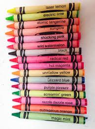 Crayola Bathtub Crayons 18 Vibrant Colors by 18 Count Doodle Scents Scented Markers What U0027s Inside The Box