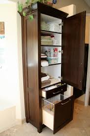 Bathroom Linen Tower Espresso by Bathroom Furniture Storage Towers Best Bathroom Decoration
