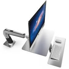 Ergotron Sit Stand Desk by Ergotron 24 414 227 Workfit A Sit Stand Workstation U003cspan Class