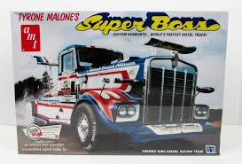 Tyrone Malone Super Boss Kenworth AMT 930 1/25 New Truck Model Kit ... Bigfoot Amt Ertl Monster Truck Model Kits Youtube New Hampshire Dot Ford Lnt 8000 Dump Scale Auto Mack Cruiseliner Semi Tractor Cab 125 1062 Plastic Model Truck Older Models Us Mail C900 And Trailer 31819 Tyrone Malone Kenworth Transporter Papa Builder Com Tuff Custom Pickup Photo Trucks Photo 7 Album Ertl Snap Fast Big Foot Monster 1993 8744 Kit 221 Best Cars Images On Pinterest