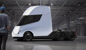 100 Aerodynamic Semi Truck New Tesla Rendered Into Reality Carscoops