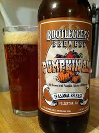 Imperial Pumpkin Ale by Pumpkin Ale Bootlegger U0027s Brewery Ales In Comparison
