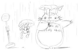 Ghibli Doodle Art Porco Rosso Doodle Sorali On Deviantart Jpg 1024x768 Studio Ghibli Doodle Art Pictures Coloriage Totoro Cat Bus