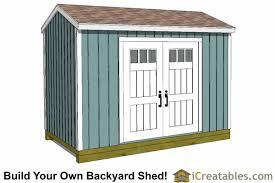 8x12 Storage Shed Blueprints 8x12 backyard shed plans tall shed plans storage shed plans
