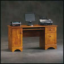 Realspace Magellan Collection Corner Desk Honey Maple by Computer Desk Under 50 Best Home Furniture Decoration