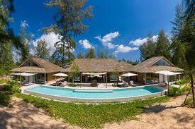 the pines villa facade photos natai phuket villas