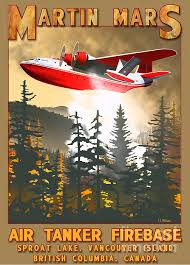 Mars Air Curtains Canada by Martin Mars Air Tanker T Shirt For Sale By Christopher Williams