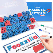 100 Jpgn Alphabet Magnets Magnetic Letters For Kids With Magnetic Board ABC Uppercase Lowercase Punctuation And Storage Box Classroom Home Education