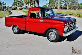 100 Ford Short Bed Truck Simply Pristine Very Hard To Find Short Bed 1963 F100 Frame
